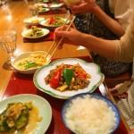 4月のお料理基本コース2回目のレッスンは中華料理です。 2016/04/22