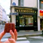 パリの美味しいカヌレ。 2016/05/24