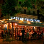 『Cafe du Trocadero(カフェ トロカデロ)』へ伺いました。 2016/06/18