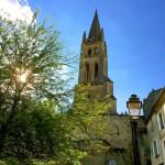 『Saint-Émilion(サン=テミリオン)』へ。 2016/06/07