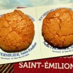 『Saint-Émilion(サン=テミリオン)』のマカロン。 2016/06/07