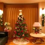 2016年のクリスマスデコレーション。 2016/12/5