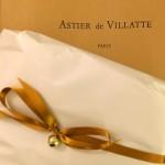 『Astier de Villatte』のプレゼント。From Paris 2016/12/24