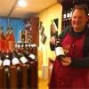 ブルゴーニュ「IRANCY」のワイン。From Paris 2017/1/5