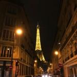 パリからオーベルニュへ。From Paris 2017/1/11