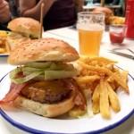 パリのハンバーガーレストラン「STUDIO 5」さんへ伺いました。From Paris 2017/3/23