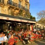 パリは連日のお天気です。From Paris 2017/4/2