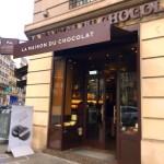 「La Maison du Chocolat (ラ・メゾン・デュ・ショコラ)」From Paris 2017/4/2