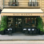 「Miss Marple (ミス・マープル)」へ伺いました。From Paris 2017/4/6