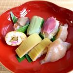 高知の味〜いなか寿司 2017/5/20
