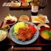 パリだけど和食ごはん〜鶏の照り焼き 2017/1/7